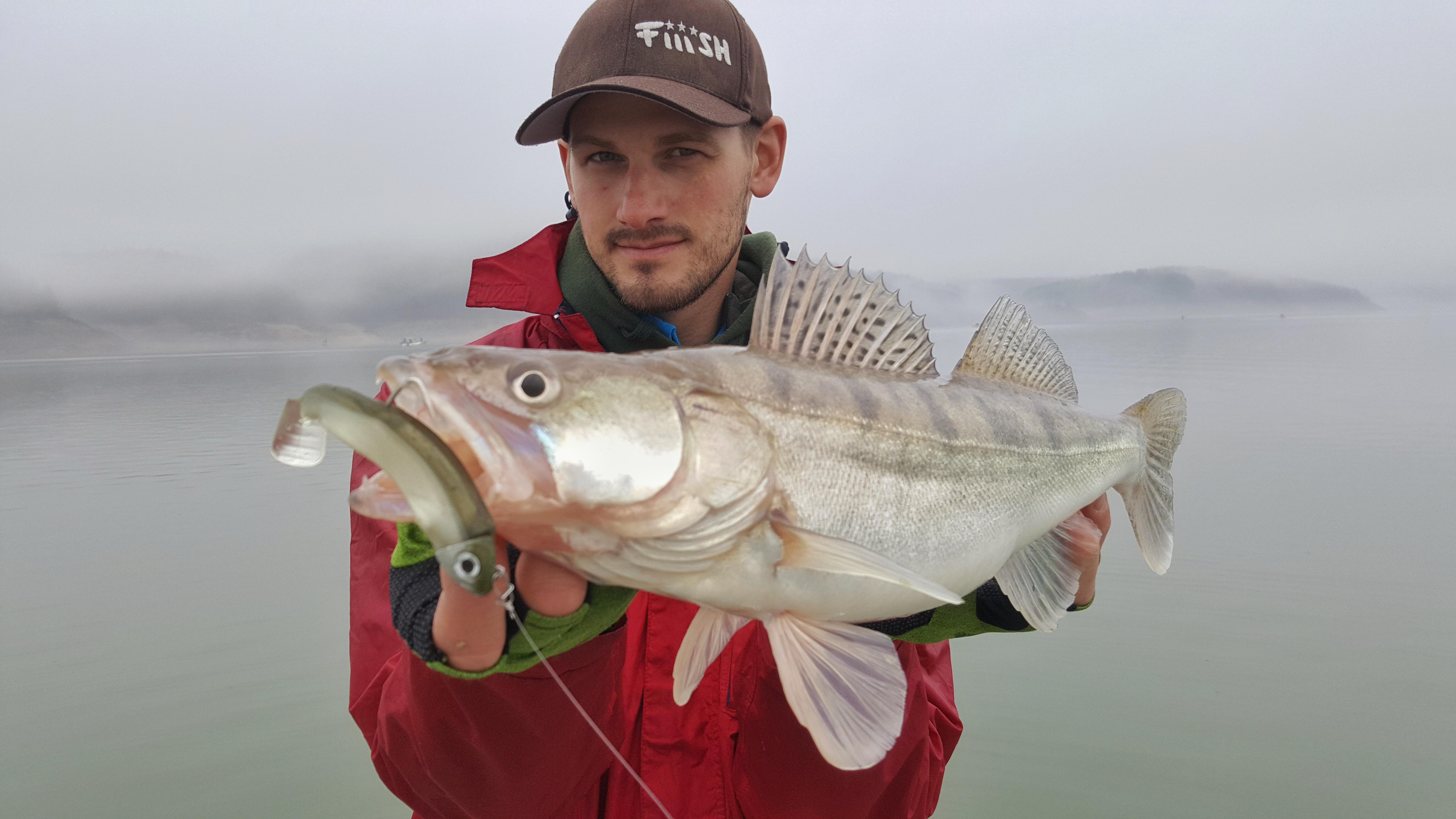 Дъждовният риболов или как изгоряха бракониерите