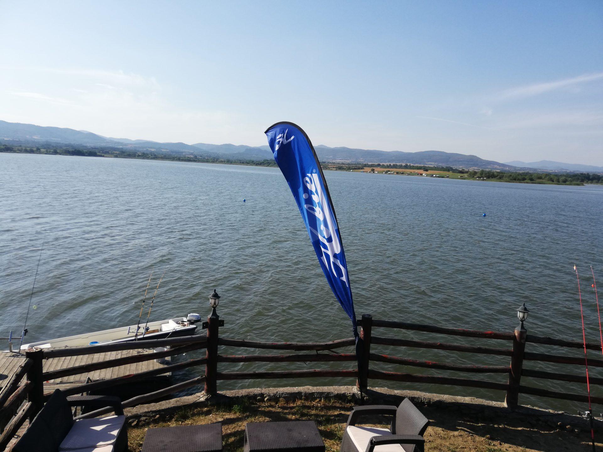 Каякарска епопея 2 – Сърбия 2019 – Езеро Груза