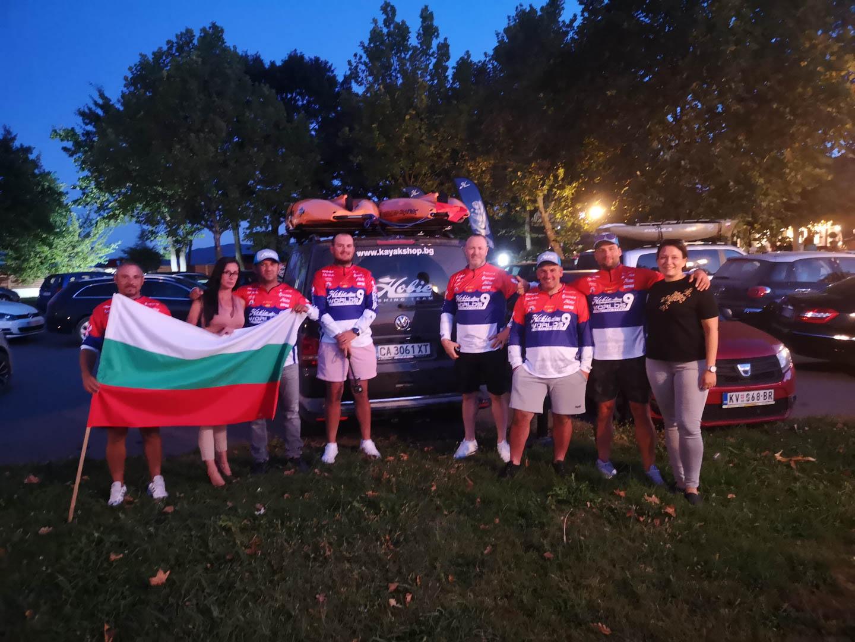 Каякарска епопея 3 Сърбия 2019 – Турнирът